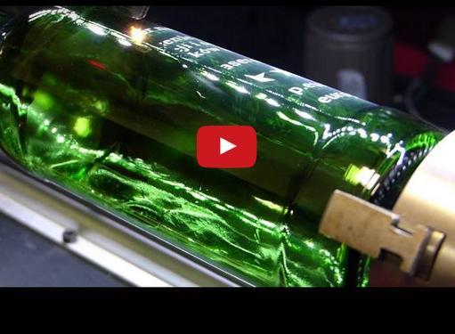 Grawerowanie na szkle laserem