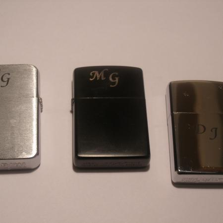znakowanie zapalniczek metalowych