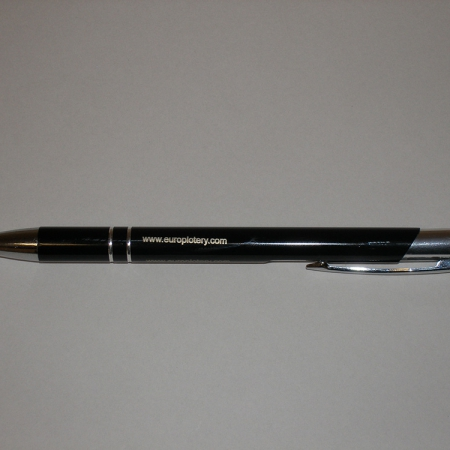 długopis grawerowany laserem